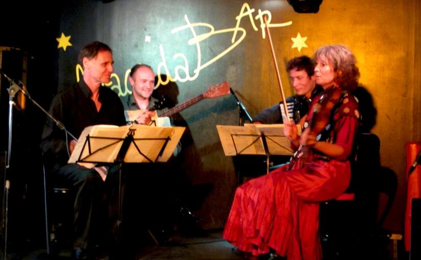 Concert à l'Abracadabar