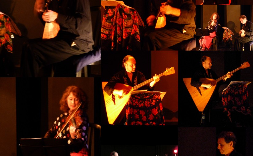 Au Rigoletto, le 5 novembre2015